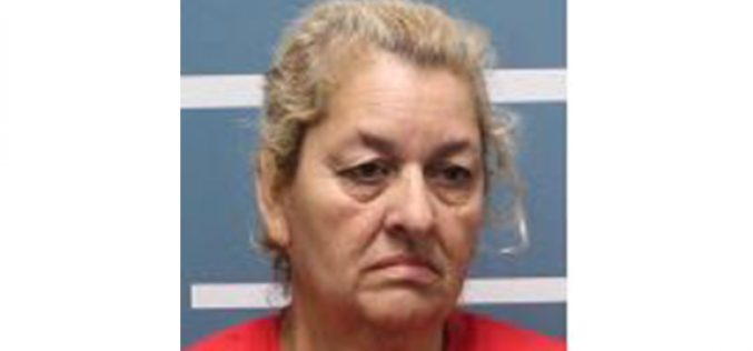 Grandma Busted with Meth