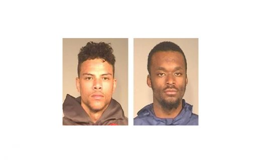Firearm Thieves Dropped Something