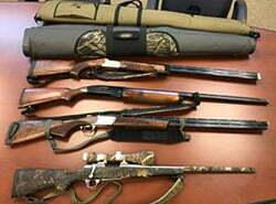 Firearm-thieves