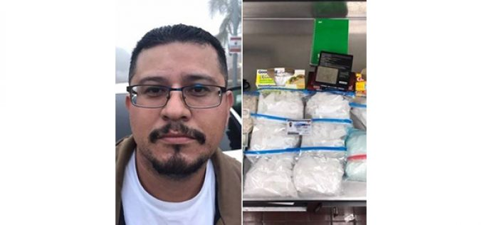 Information leads Merced Police to Suspect selling drugs from his home