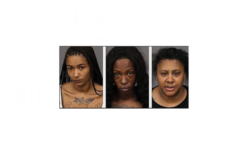 Holiday stealing spree lands 3 central CA women in jail