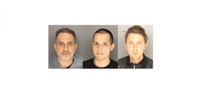 Pre-School Meth Lab Discovered, Three Arrested