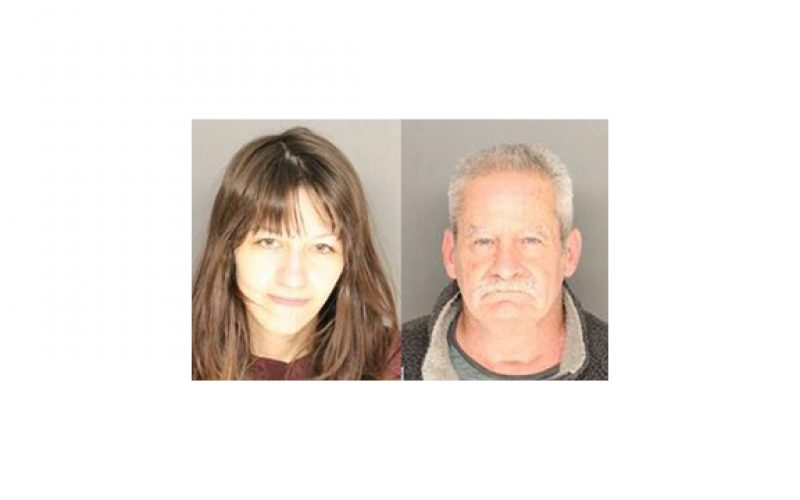 May-December Drug Dealing Couple Busted