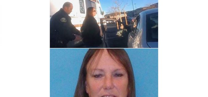 'Fictitious Check Activity' Lands Lady in Jail