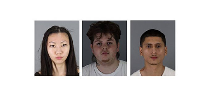 Attempt to fill Fake Prescription ends up with Arrest of Trio
