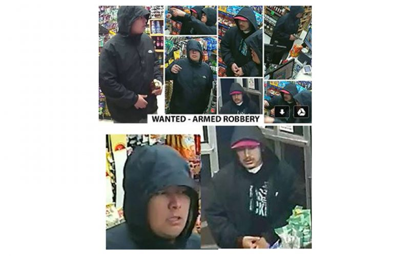 SJPD Needs Help Identifying Two Armed Robbery Suspects