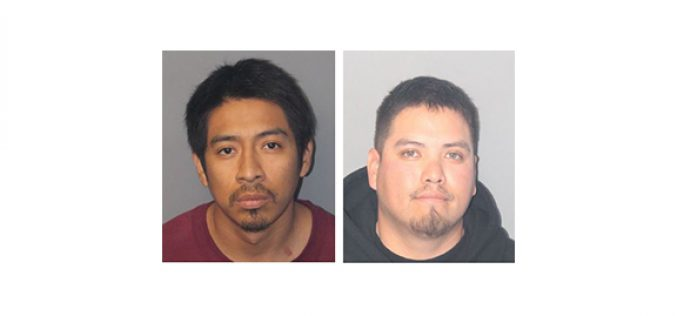 Two Men Arrested for Armed Robbery Spree in Porterville