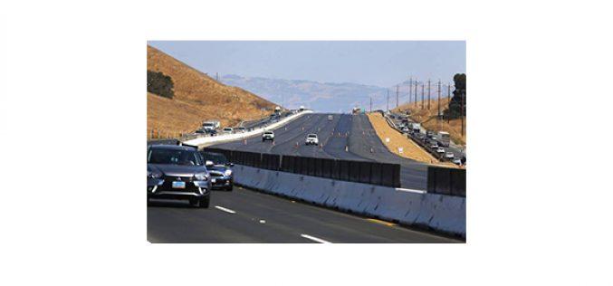Man Arrested for Public Intoxication for Walking Alongside Freeway