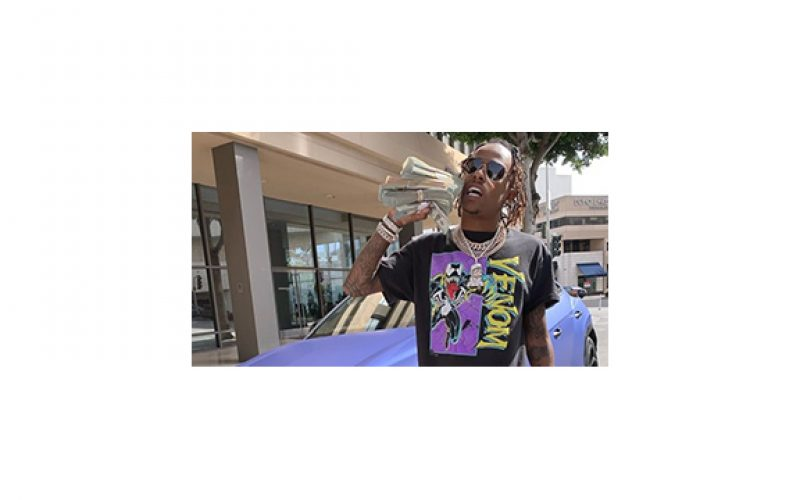Rapper Rich the Kid Assaulted, Robbed, Shots Fired Near WeHo Recording Studio