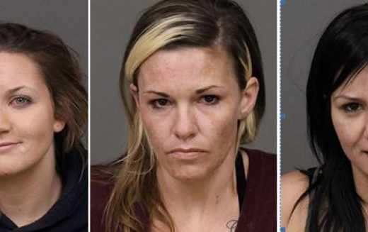 One Search Warrant = Five Arrests for Drugs