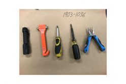 2 Prowlers with Burglary Tools Arrested in Commercial District