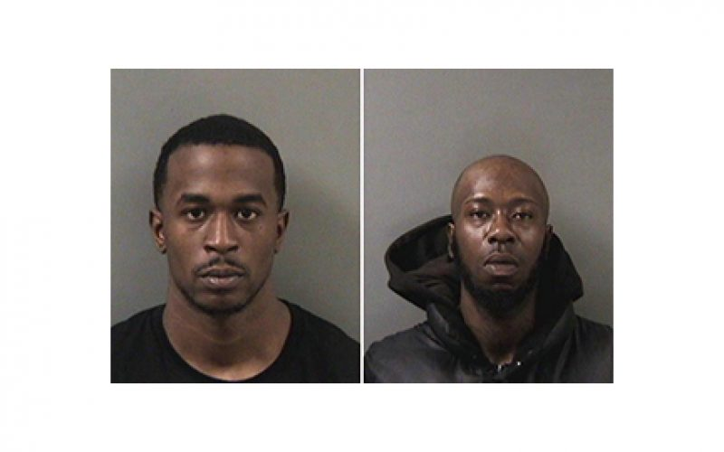 2 Men Suspected of Robbing Cannabis Products Manufacturer