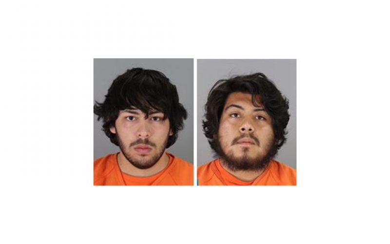 Pair of garbage bin arsonists arrested thanks to surveillance