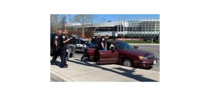 Car break in arrests in Mountain View increasing