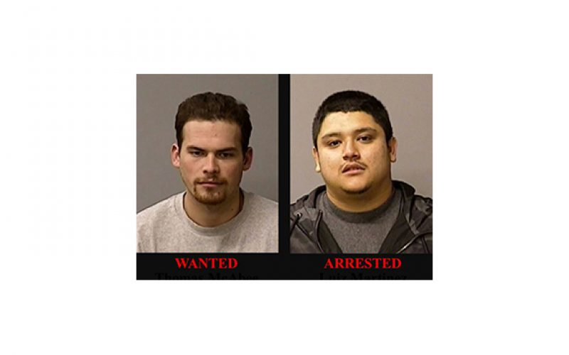 One of two attempted murderers arrested