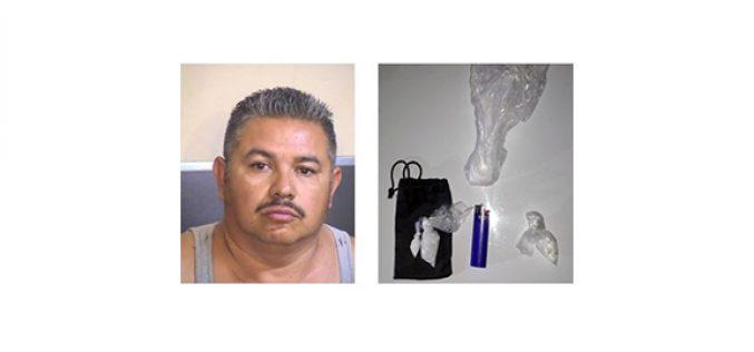 Swerving SUV Lands Suspected Drug Dealer Behind Bars, Briefly