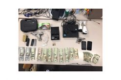 Traffic stop leads to house with drugs, guns