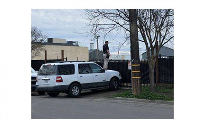 Stolen truck leads to stash of stolen property