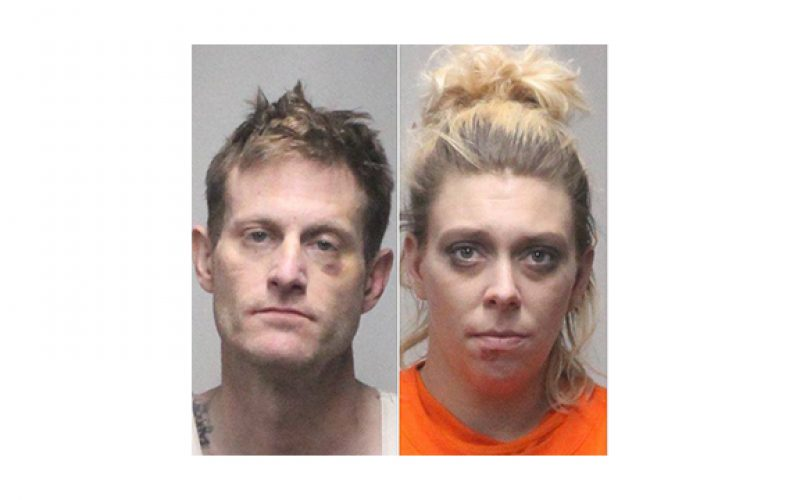 Man and woman arrested for Live Oak assault and robbery