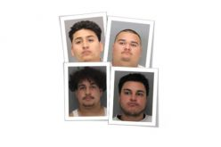Four arrested in drive-by shooting of San Jose man near Mexican eatery