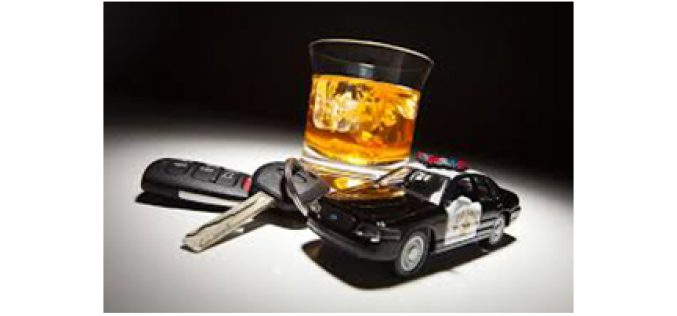 """DUI driver stopped, """"released when sober"""""""