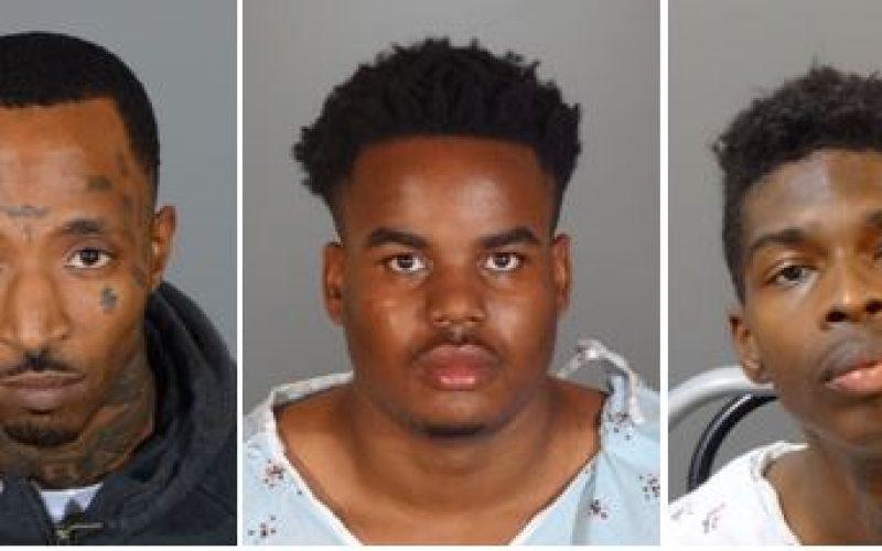 Alleged Knock-Knock Burglars Get Lock-Locked Up