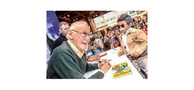 Man Charged with False Imprisonment, Grand Theft, and Elder Abuse of Stan Lee