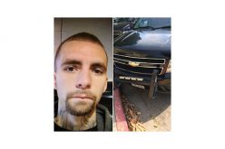 Repeat offender rams Colusa PD car head on before another arrest