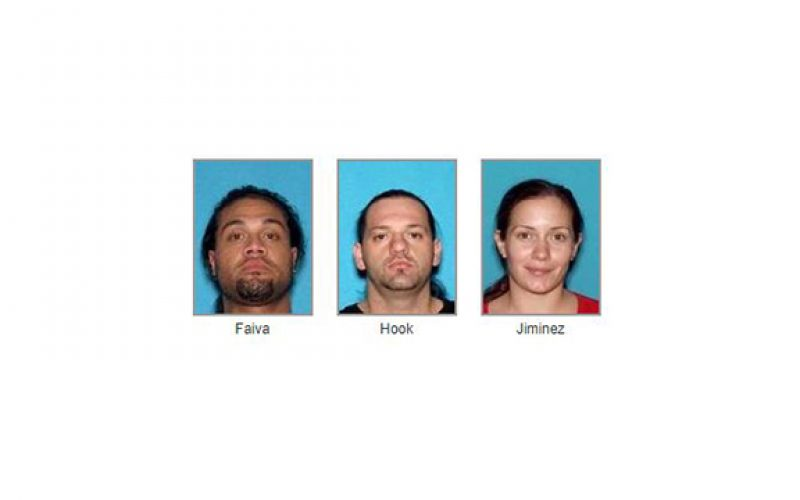 Three arrested for February murder in Sacramento