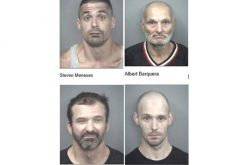 22 arrests this week in Chico street crimes sweep