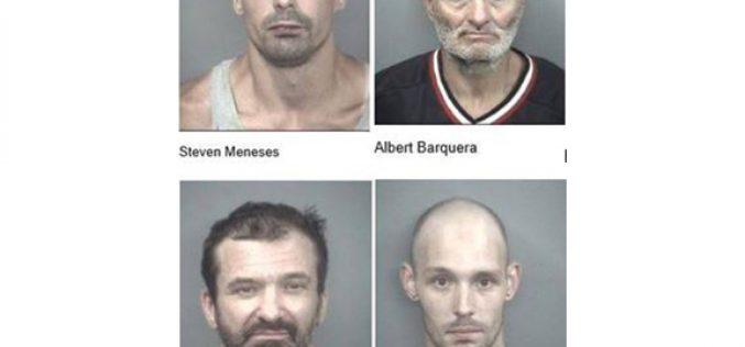 22 arrests this week in Chico street crimes sweep