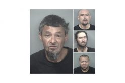 Chico PD Street Crimes Unit arrests 15 in one week