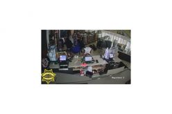 Surveillance video helps nab three commercial burglars