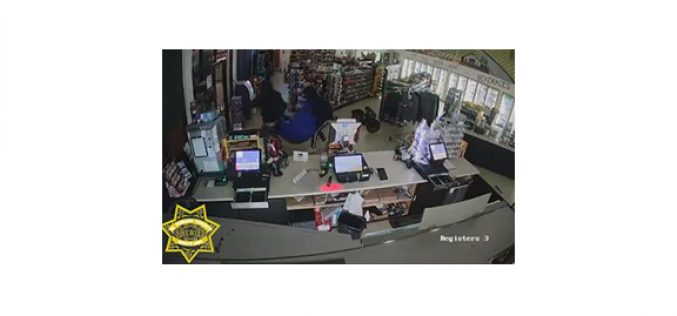 Surveillance video helps nab three commercial burglars