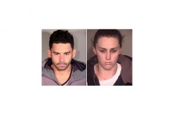 Suspects with Drugs, Guns, Stolen Vehicle Arrested in storage unit