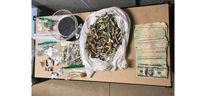 Marin County Sheriff's Deputies Arrest Suspected Drug Dealer