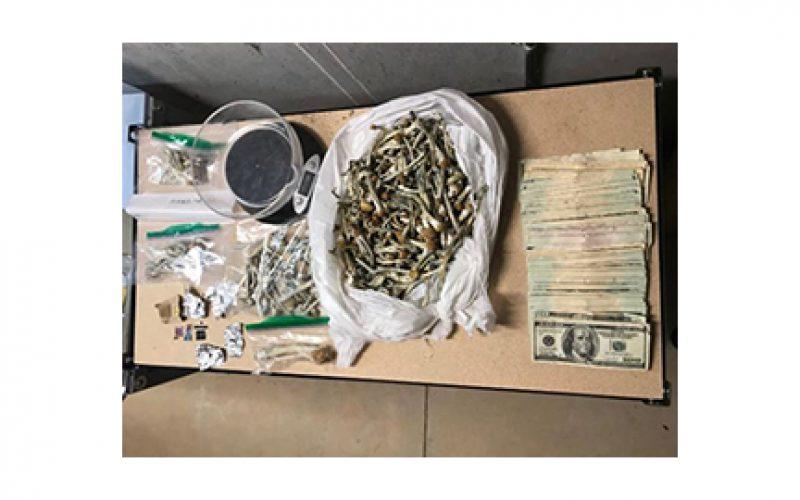 Marin County Sheriff's Deputies Arrest Suspected Drug Dealer