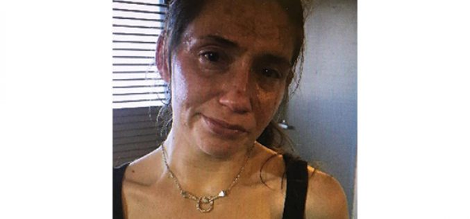Woman arrested for at least the 20th time