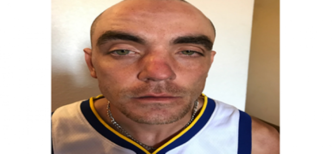 Merced Man using Meth in Motel 6