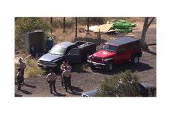 Truck Theft Turns Into A Lengthy Chase, Assault, and Inevitable Arrest
