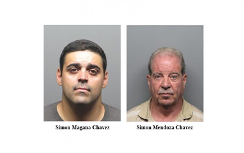 Father and Son in Jail, Accused of Sexually Abusing Multiple Children