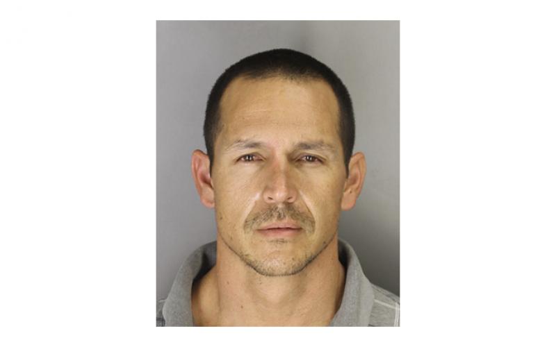 Thief Leaves Trail, Leading Deputies Right To Him