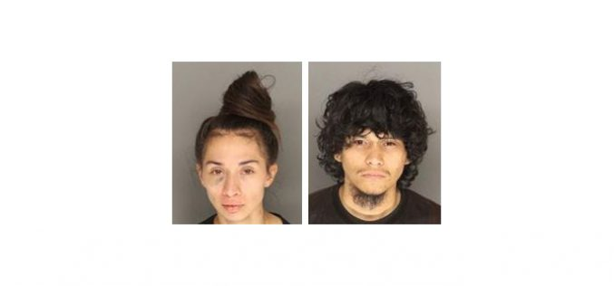 Stoned Parents Busted for Child Endangerment