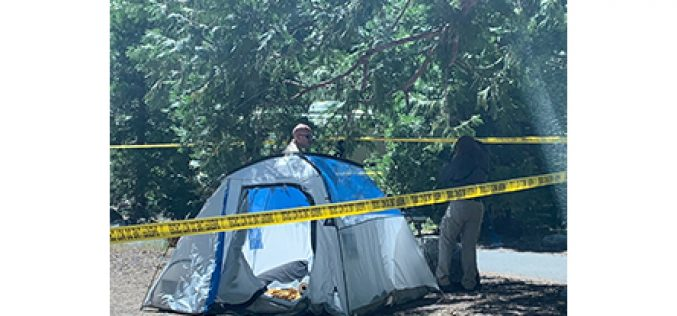 Man shot dead at Deadman Campground