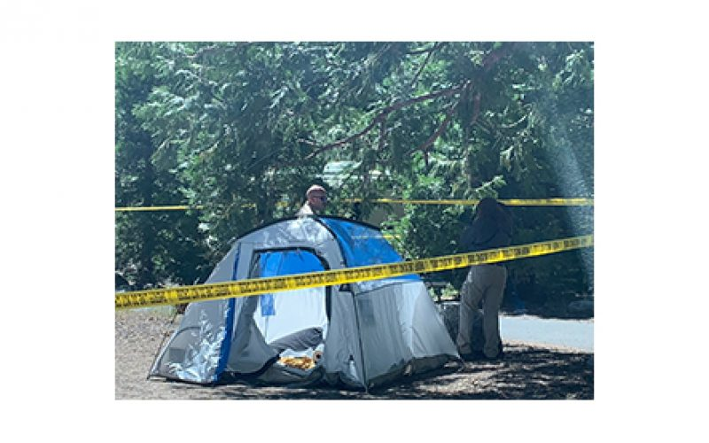 Man shot dead at Deadman Campground