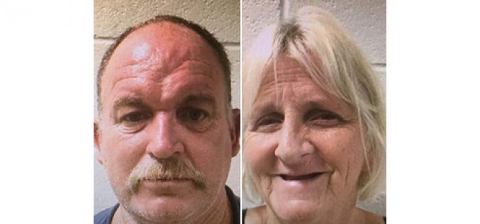 Couple tries to evade Colusa Police Department
