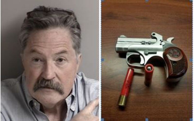 Florida Man Drives All The Way To El Dorado County California – With A Gun