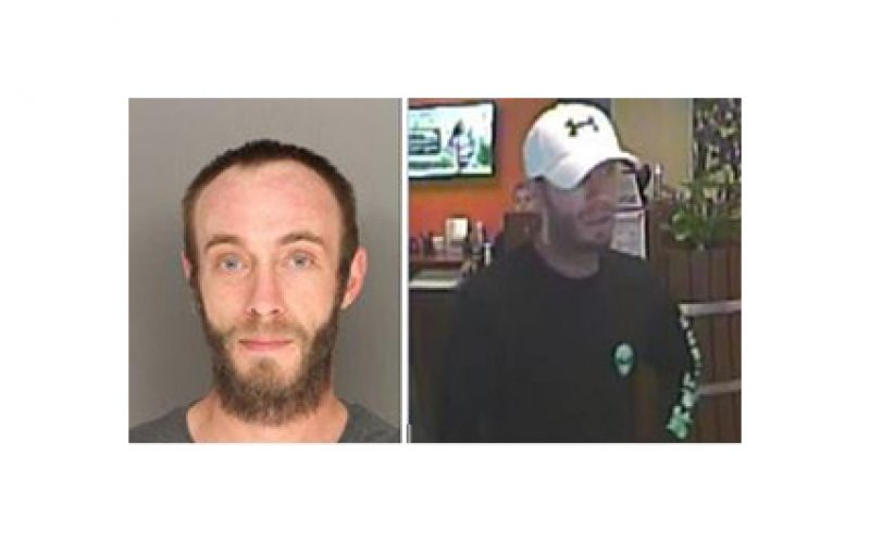 Local Bank Robber Tracked Down in Missouri