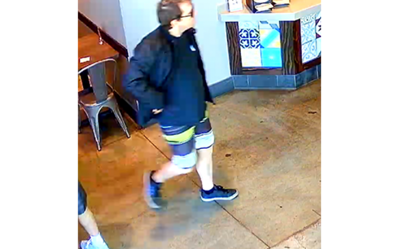 SLO Police Chief Leaves Gun In Fast Food Restaurant Bathroom, And Man Walks Out With It