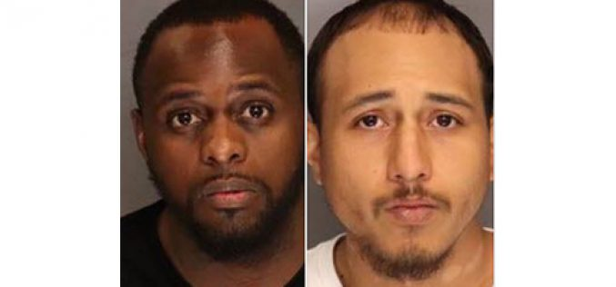 Human trafficking investigation results in two arrests